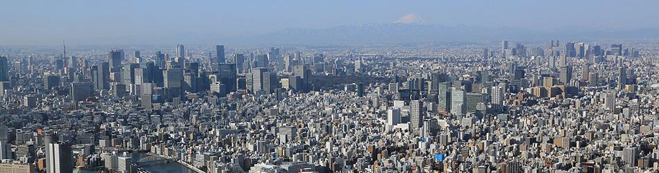 skytree&fuji